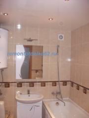 Ремонт и отделка ванной комнаты, город Рязань