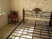Кованая кровать в квартире ч/л, город Рязань