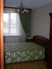 Спальня в квартире ч/л (ул. Затинная), город Рязань