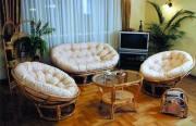 Комплект из ротанга в гостиной, город Рязань