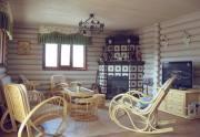 Гостиная в загородном доме, город Рязань