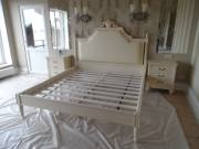 Спальня из массива (коттедж ч/л в Агро-пустыни), город Рязань