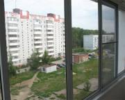 Остекление балкона, город Рязань