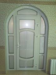 Пластиковые двери, город Рязань
