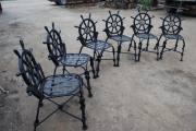 Кованые стулья, город Рязань