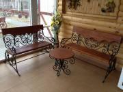 Кованая мебель, город Рязань