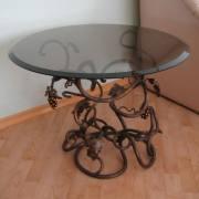 Кованый стол, город Рязань