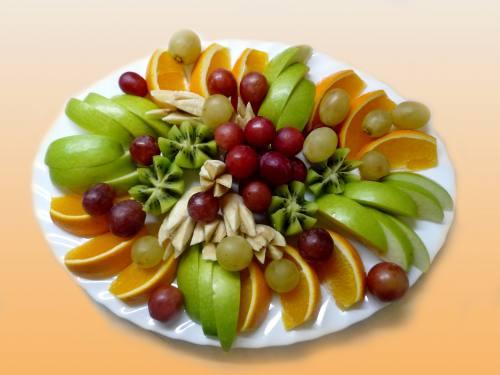 Ассорти из фруктов, город Рязань