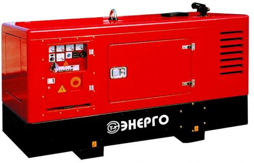 Дизельная электростанция Energo ED 40/400 Y-SS с мотором Yanmar, город Рязань