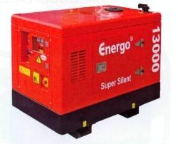 Дизельная электростанция Energo ED 13/230 Y-SS с мотором Yanmar, город Рязань