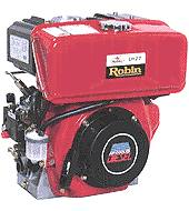 Дизельный двигатель Robin Subaru DY23-2B, город Рязань