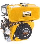Дизельный двигатель Robin Subaru DY27-2B, город Рязань