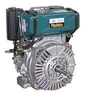 Дизельный двигатель Robin Subaru DY42-2B, город Рязань