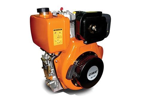 Двигатель дизельный SKAT ДД-186, город Рязань