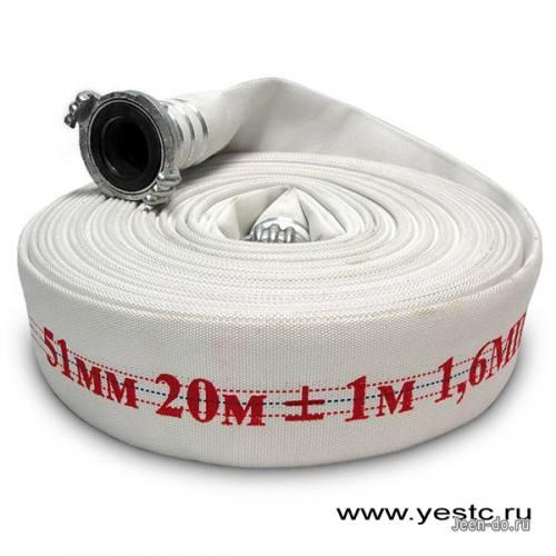 Рукава пожарные напорные с головками (20м) 25, 40, 50, 65, 80, 100 мм, город Рязань