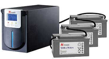 Источники бесперебойного питания N-Power Mega-Vision MEV-1000 LT, город Рязань