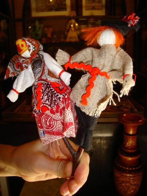 Тряпичные куклы (в ассортименте), город Рязань