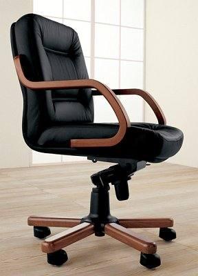 """Офисное кресло для руководителя """"Cosma D Wood"""", город Рязань"""