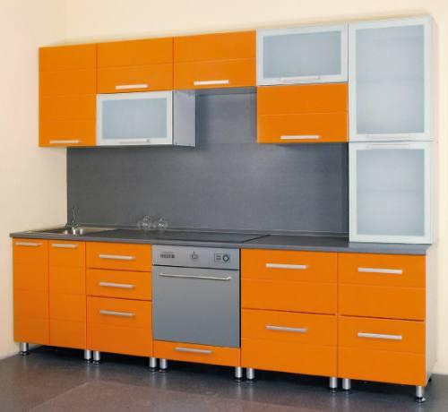 Кухня «Апельсин», город Рязань