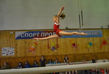 Спортивная гимнастика, город Рязань