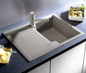 Кухонная мойка Blanco Enos 40S 68х50 см., город Рязань