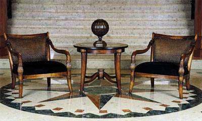 Кресла, столик, город Рязань