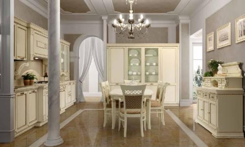 Кухонный гарнитур Palazzo Ducale, город Рязань