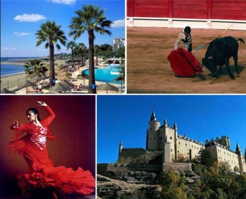 Отдых в Испании, город Рязань