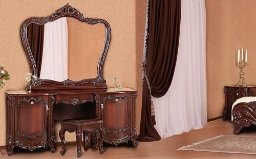 Спальня ЭЛИЗА темный орех, город Рязань