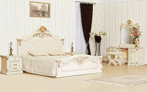 Спальня МЕЛАНЖ крем, город Рязань