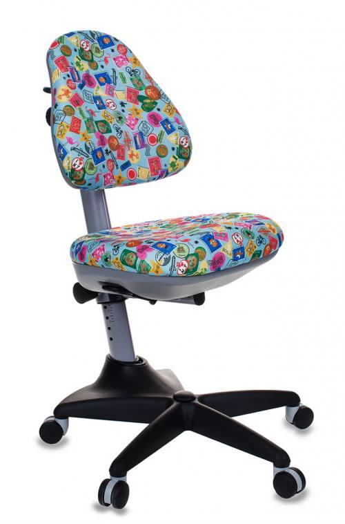Кресло детское - ортопедическое KD-2 Бюрократ, город Рязань