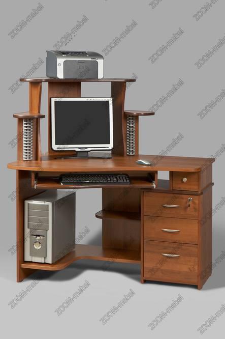 Стол компьютерный КС33С+34НУ, город Рязань