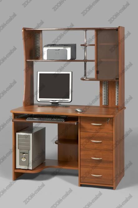 Стол компьютерный КС-36С+36НУ, город Рязань