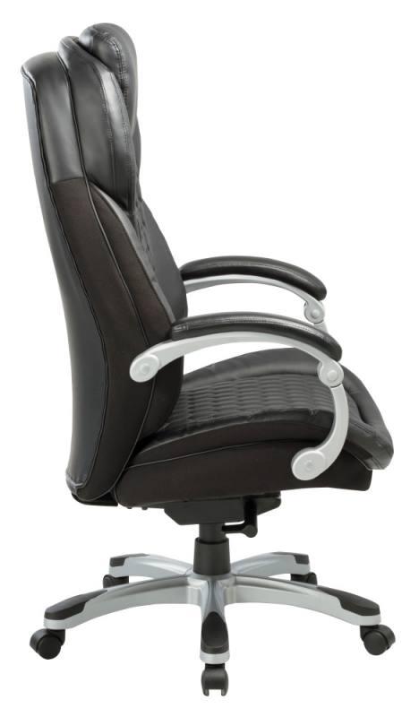 Кресла руководителя T-9917, натуральная кожа, город Рязань