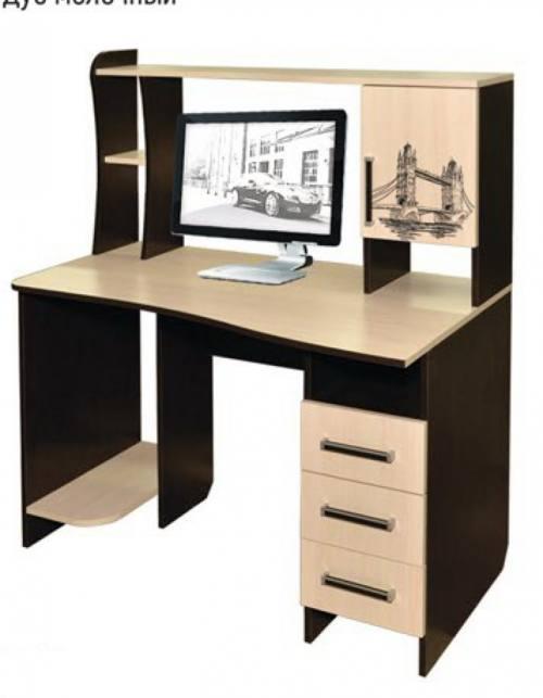 Компьютерный стол КЛ-6.4, город Рязань