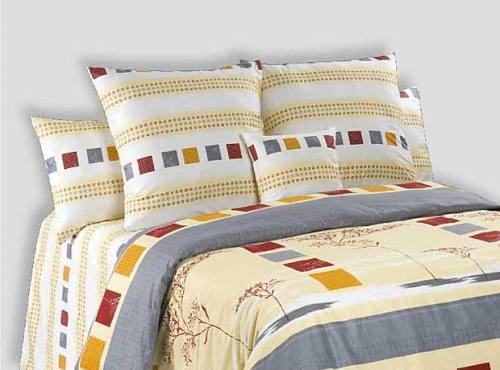 """Комплект постельного белья """"Валенсия"""" 1,5 спальный, 100% хлопок - поплин ,CottonDreams, город Рязань"""