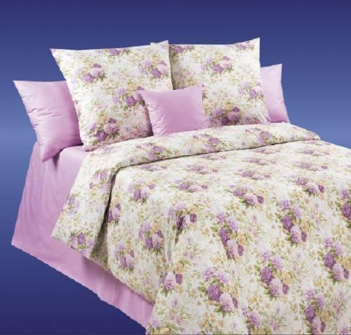 """Комплект постельного белья """"Валенсия"""" 1,5 спальный, 100% хлопок - перкаль ,CottonDreams, город Рязань"""