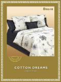 Комплект постельного белья Дуэт мако-сатин пр-во Италия, т.м. Cotton Dreams, город Рязань