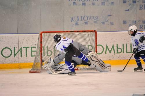 Хоккей, город Рязань