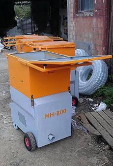 Выдувная машина (установка) МН-800 для эковаты, город Рязань