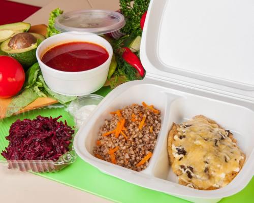 Доставка горячих обедов, город Рязань