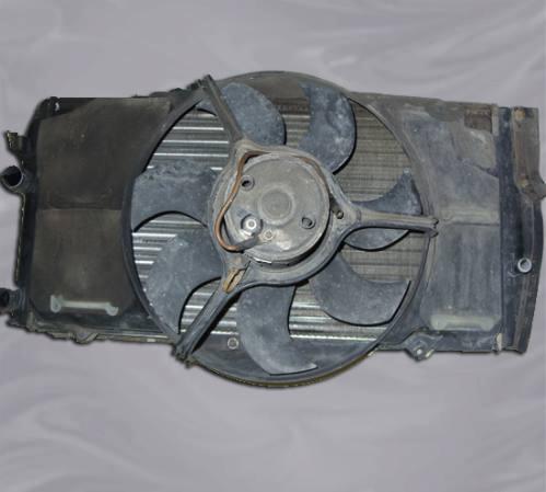 Вентилятор радиатора с диффузором, город Рязань
