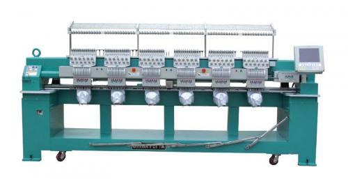 Вышивальная машина  CT1206 шестиголовочная универсальная, город Рязань