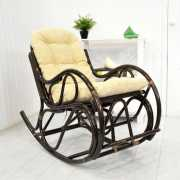 Кресло-качалка 05/04В (разборное, с подножкой), город Рязань