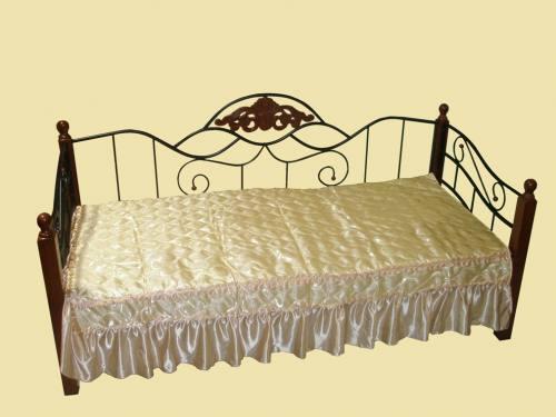 Кровать металлическая CANZONA, город Рязань