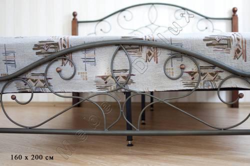 """Кровать металлическая """"BEATRIZ"""" (120,140,160 ,180 см.), город Рязань"""