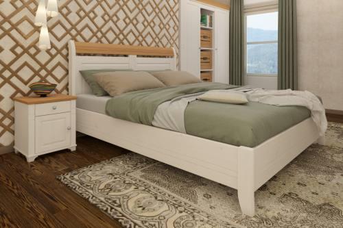 Спальня БЕЙЛИ из массива дерева (производство SANREMI), город Рязань