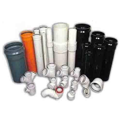 Трубы пластиковые ПВХ оптом, город Рязань