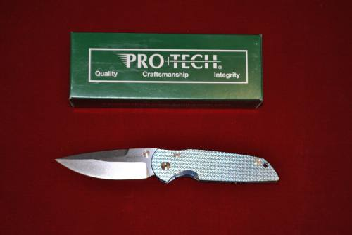 Protech TR-3 Manual Integrity Folder Custom Knife  725 SW, город Рязань