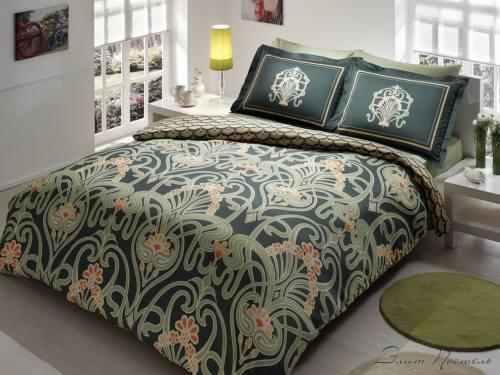 Комплект постельного белья 1,5-спальный Сатин, город Рязань